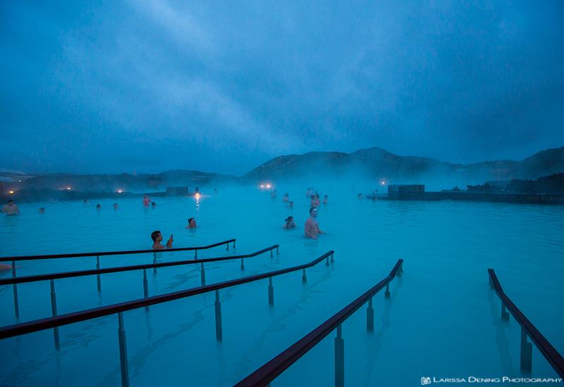 The heavenly Blue Lagoon, Iceland