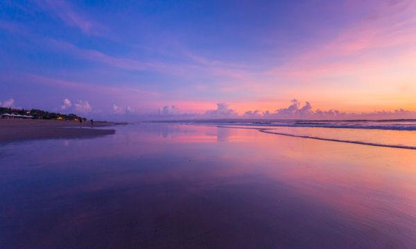 Those crazy sunsets, Seminyak, Bali